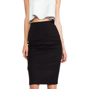 Black Halo Genivive Skirt NWT